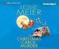Imagen de portada para Christmas carol murder. bk. 20 [sound recording CD] : Lucy Stone series