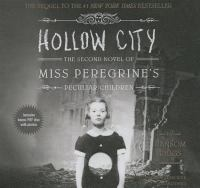 Cover image for Hollow city. bk. 2 Miss Peregrine series