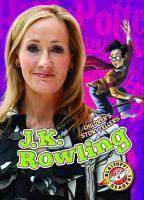 Cover image for J.K. Rowling : Children's storytellers series