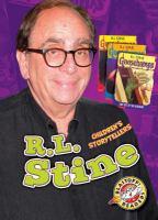 Cover image for R.L. Stine