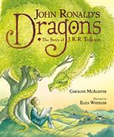 Cover image for John Ronald's dragons : the story of J.R.R. Tolkien