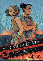 Cover image for The nameless city. bk. 3 [graphic novel] : the divided earth
