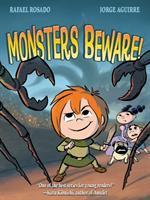Imagen de portada para Monsters beware! Vol. 3 [graphic novel] : Chronicles of Claudette series