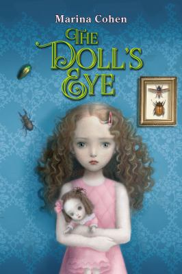 Cover image for The doll's eye