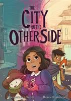 Cover image for The city on the other side [graphic novel]
