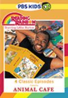 Imagen de portada para Reading rainbow. Animal cafe [videorecording DVD].