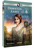 Imagen de portada para Downton Abbey. Season 6, Complete [videorecording DVD]