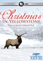 Imagen de portada para Christmas in Yellowstone [videorecording DVD]