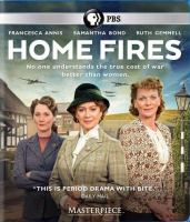 Cover image for Home fires. Season 1, Complete [videorecording DVD]