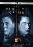 Imagen de portada para The perfect crime [videorecording DVD]