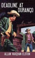 Cover image for Deadline at Durango [large print]