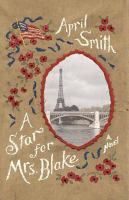 Cover image for A star for Mrs. Blake [large print]