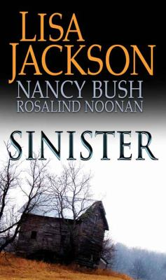 Cover image for Sinister [large print]