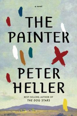 Cover image for The painter [large print]