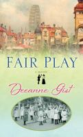 Cover image for Fair play [large print]