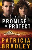Cover image for A promise to protect. bk. 2 [large print] : a novel : Logan Point series