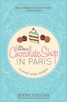 Cover image for The loveliest chocolate shop in Paris [large print]