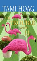 Cover image for The trouble with J. J. [large print]
