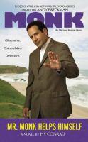 Cover image for Mr. Monk helps himself. bk. 1 [large print] : a novel : Mr. Monk series