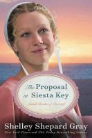 Cover image for The proposal at Siesta Key. bk. 2 [large print] : Amish brides of Pinecraft series
