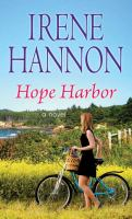 Cover image for Hope Harbor. bk. 1 [large print] : Hope Harbor series