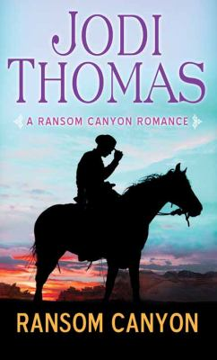 Cover image for Ransom canyon [large print]