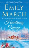 Cover image for Heartsong Cottage. bk. 10 [large print] : Eternity Springs series