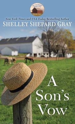 Cover image for A son's vow. bk. 1 [large print] : Charmed Amish life series