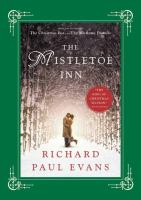 Cover image for The Mistletoe Inn [large print]