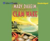 Cover image for Clam wake. bk. 29 [sound recording CD] : Bed-and-breakfast mystery series