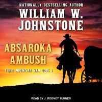 Cover image for Absaroka ambush