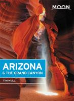 Cover image for Moon Arizona & the Grand Canyon
