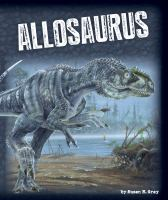 Cover image for Allosaurus