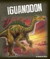 Cover image for Iguanodon
