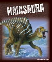 Cover image for Maiasaura