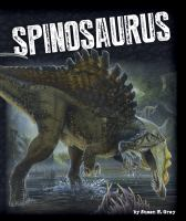 Cover image for Spinosaurus