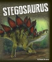 Cover image for Stegosaurus