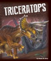 Cover image for Triceratops