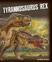 Cover image for Tyrannosaurus rex