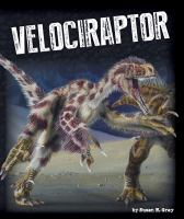 Cover image for Velociraptor