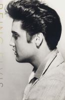 Cover image for Being Elvis : a lonely life