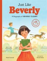 Cover image for Just like Beverly