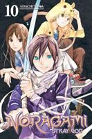 Cover image for Noragami. Stray god. Volume 10 [graphic novel] : Back from the dead