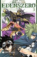 Cover image for Edens zero. Vol. 3 [graphic novel] : Warship of the Demon King