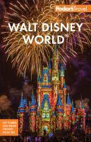 Cover image for Fodor's Walt Disney World : Fodor's travel