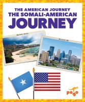 Cover image for The Somali-American journey