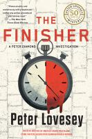 Cover image for The finisher. bk. 19 : Peter Diamond investigation series