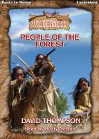 Imagen de portada para People of the forest Wilderness Series, Book 50.
