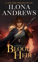 Imagen de portada para Blood heir Aurelia ryder series, book 1.