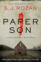 Cover image for Paper son. bk. 12 : Lydia Chin/Bill Smith series
